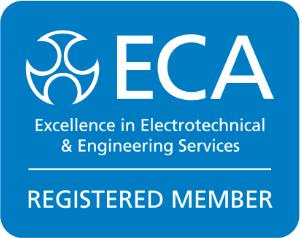 ECA egistered member logo