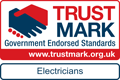 Trust Mark electrician