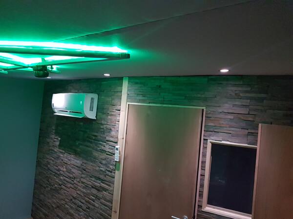 London music studio electrical installation