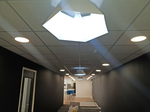 office refit electrical installation burton on trent
